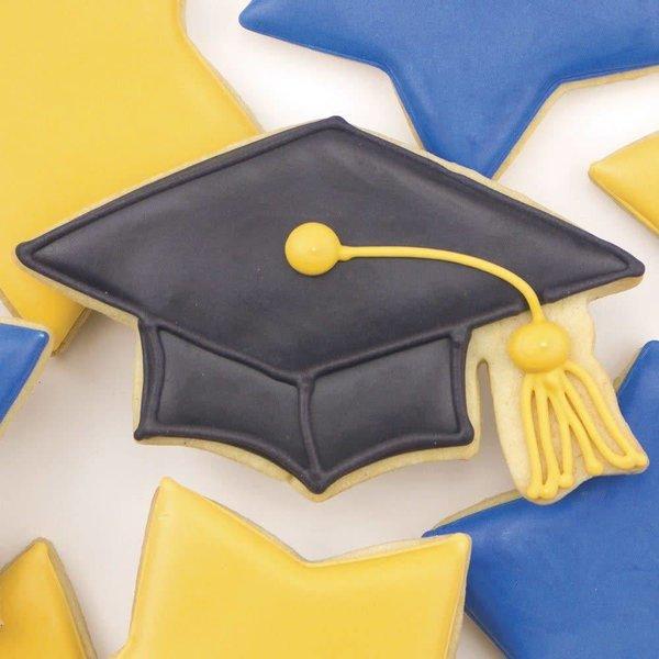"""Ann Clark Graduation Cap Cookie Cutter 4.38"""""""