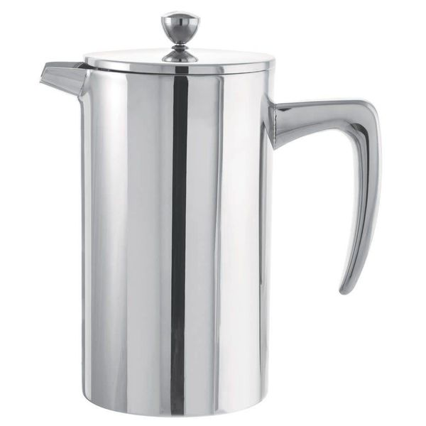 "Grosche ""Dublin"" Stainless Steel French Press"