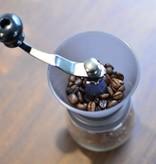"""Grosche Grosche """"Bremen"""" Manual Coffee Grinder Black"""