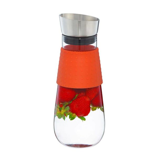 "Grosche ""Maui"" Elegant Water Pitcher with Lid"