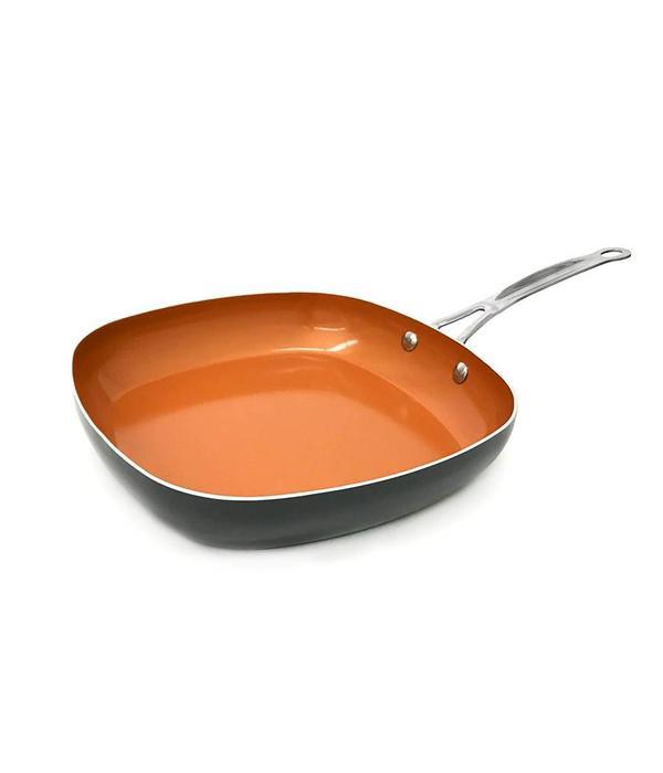 Gotham Steel Gotham Steel Copper 32 cm Square Fry Pan