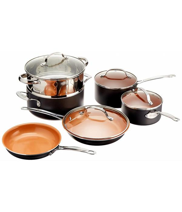 Gotham Steel Gotham Steel 10 Piece Cookware Set