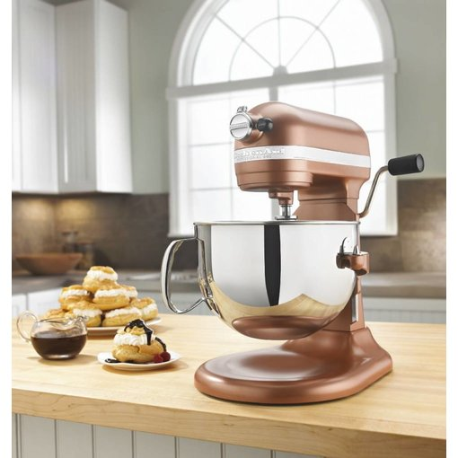 KitchenAid KitchenAid 6 Qt. Professional 600 Series Bowl-Lift Stand Mixer - Copper Pearl