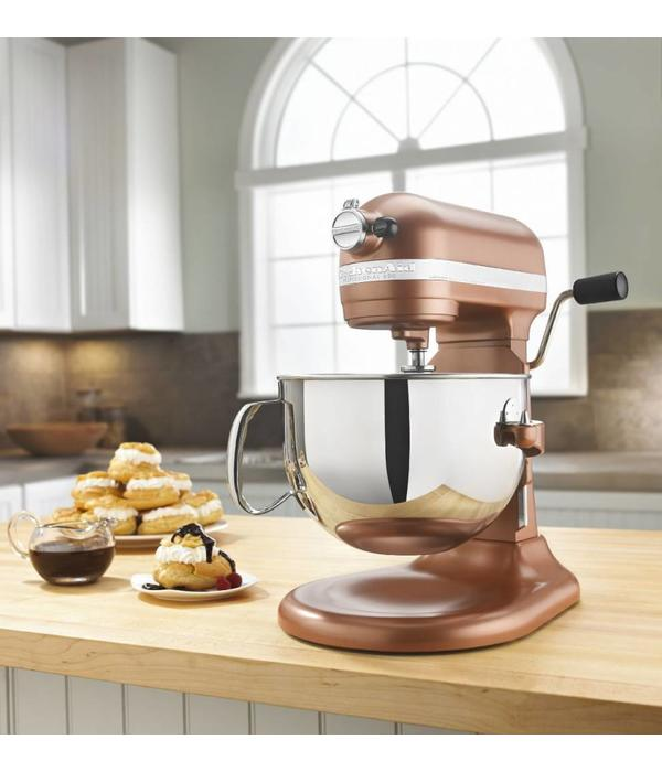 Kitchenaid 6 Qt Professional 600 Series Bowl Lift Stand Mixer