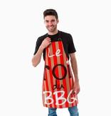 """A&A Tablier """"Le roi du BBQ"""" - Beige par A&A"""