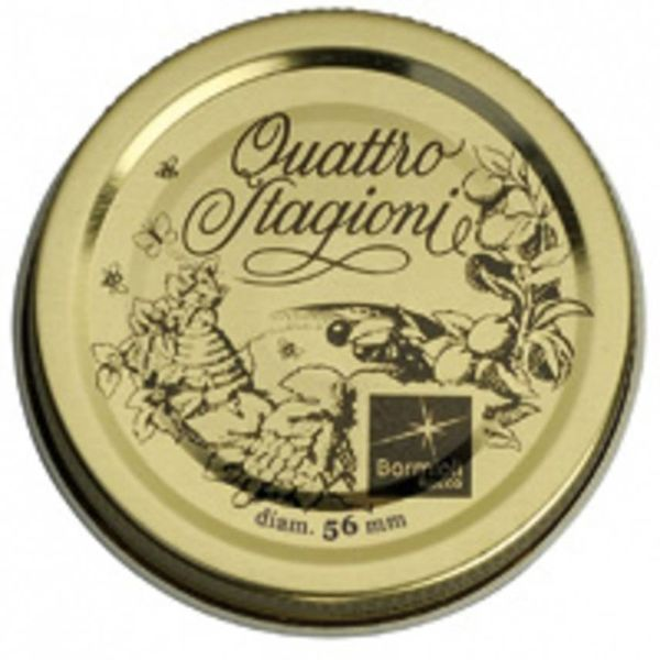 Trudeau Set of 3  Quattro Stagioni Small Caps