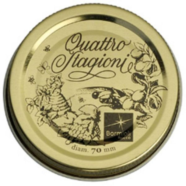 Trudeau Set of 2  Quattro Stagioni Medium Caps