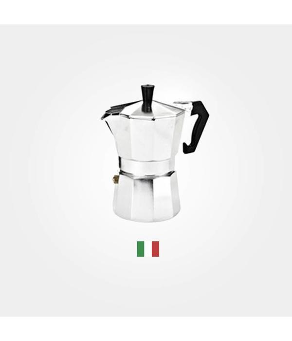 Adamo Italian Traditional  Espresso Maker 3 Cup