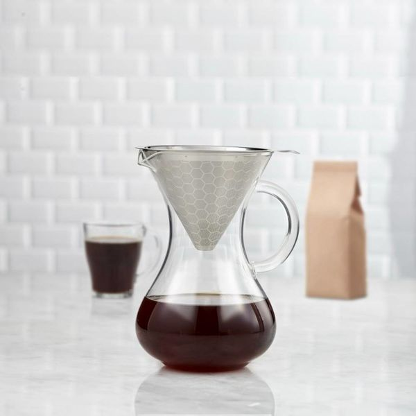 "Ensemble À Café Filtre ""Colombia"" 1.2L par Brilliance"