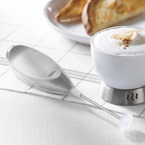 Mousseur à lait à piles de Trudeau