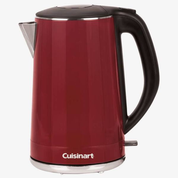 Cuisinart 1.5 L Cordless Electric Kettle Red