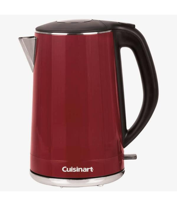 Cuisinart Cuisinart 1.5 L Cordless Electric Kettle Red