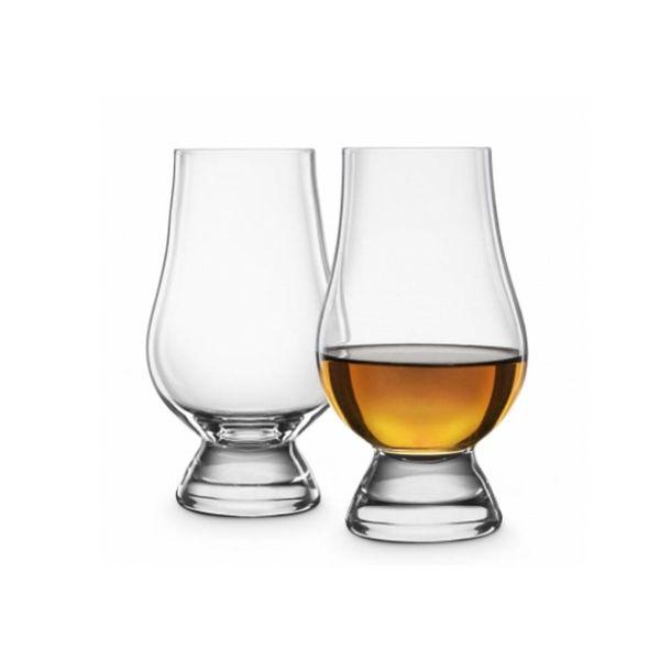 Ensemble de 2 verres à dégustation pour Whisky