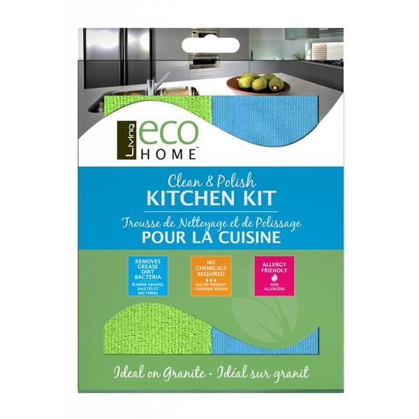Eco Home Clean & Polish Kit