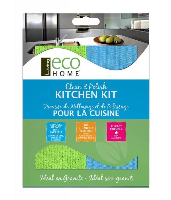 Eco Home Clean & Polish Kit