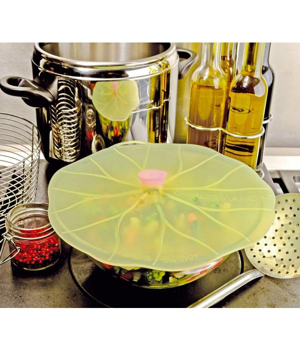 Charles Viancin Silicone Lily Pad Lid 28 cm