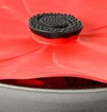 "Couvercle ""Poppy""  en silicone de Charles Viancin 28 cm"