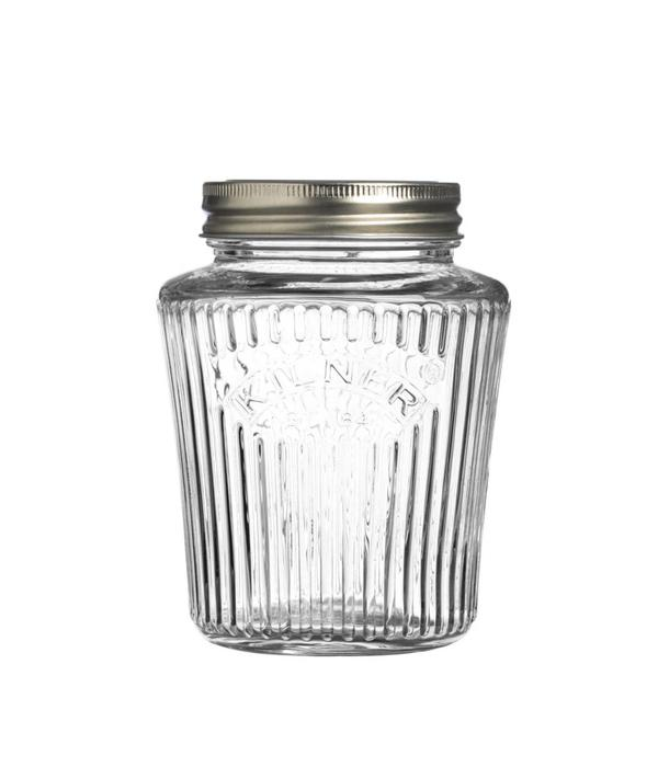 Kilner Round Vintage Preserve Jar 500 ml