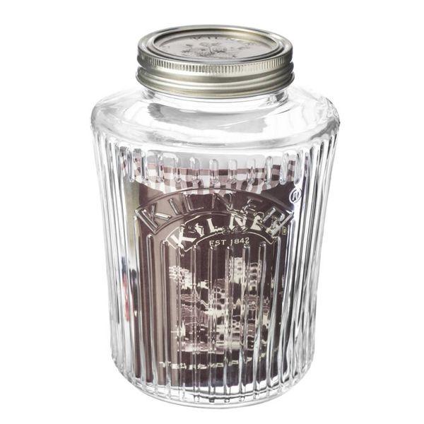 Bocal à confiture vintage 1 L de Kilner