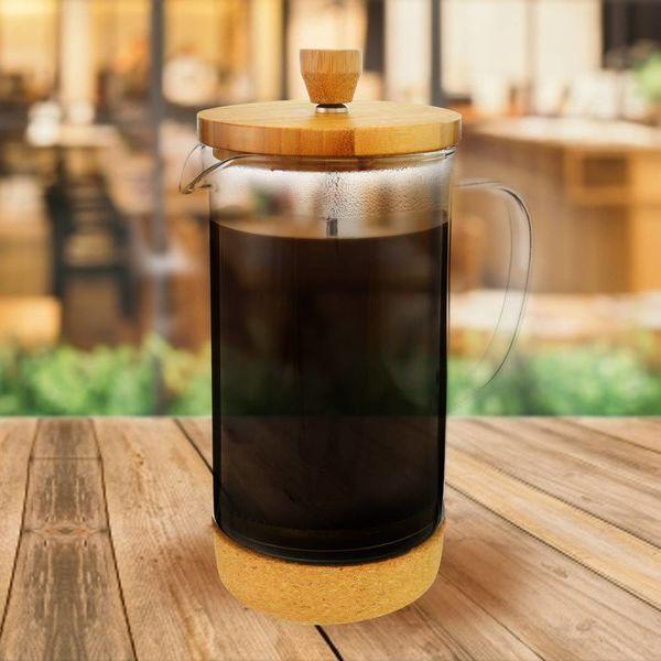 """Cafétière à piston """"Melbourne"""" de Grosche"""
