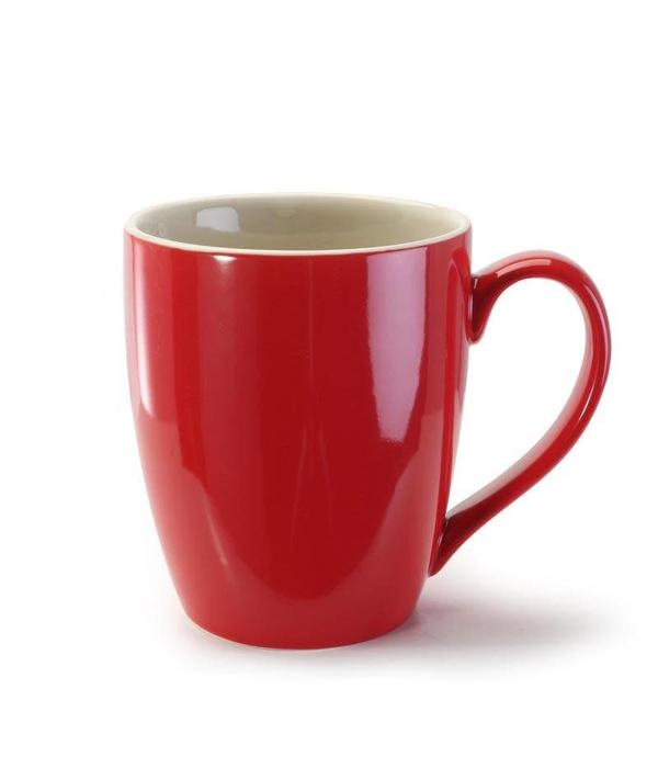 BIA Cordon Bleu B.I.A.  Red Coffee Mug 15oz