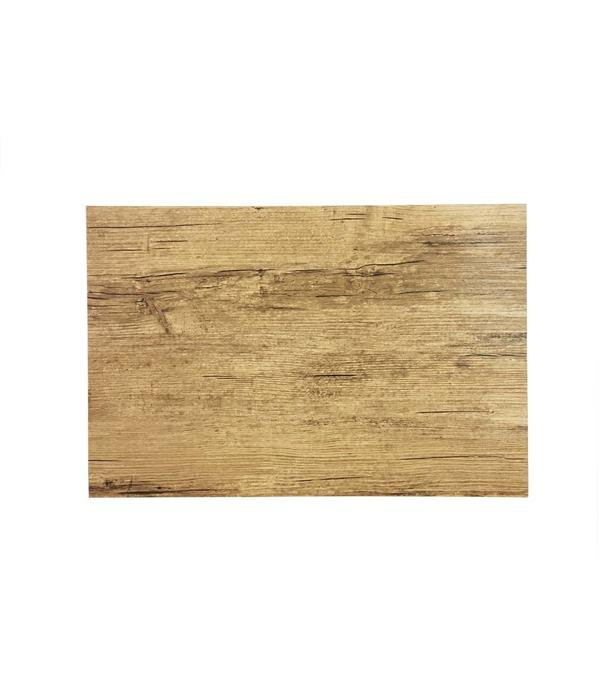 """ITY Rustic Style Placemat """"Light Wood"""""""