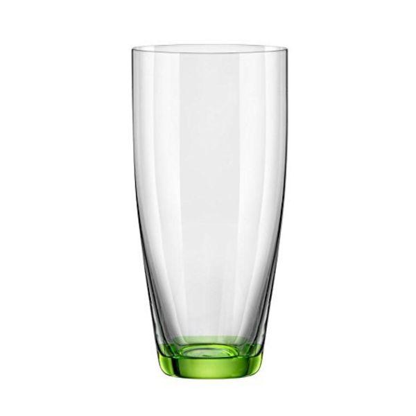 "Vase cristallin 11.8"" par David Shaw"