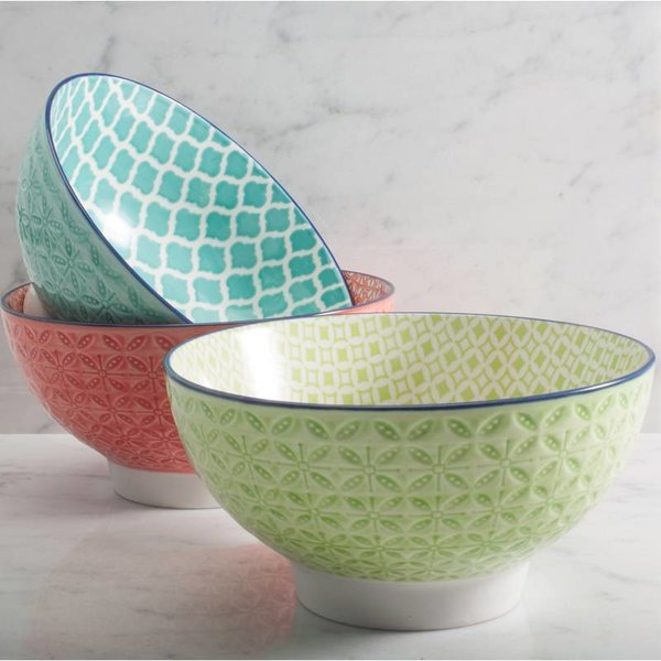 """BIA """"Aster"""" Cereal Bowl Teal"""