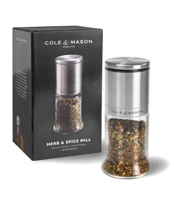 Cole & Mason Cole and Mason KINGSLEY Herb & Spice Mil