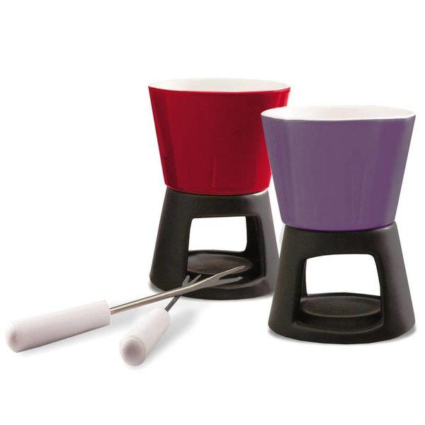 """Ensemble de fondue au chocolat pour 2 """"Toi et Moi"""" BIA"""