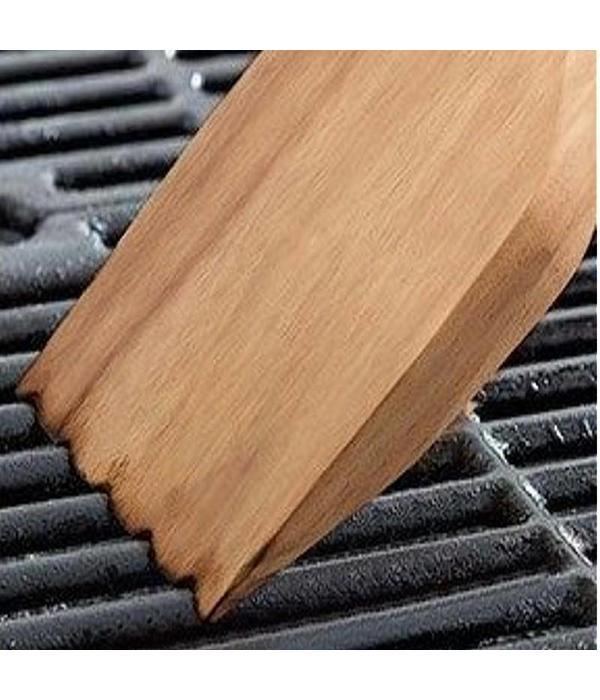 BBQ Devil Wood Grill Scraper