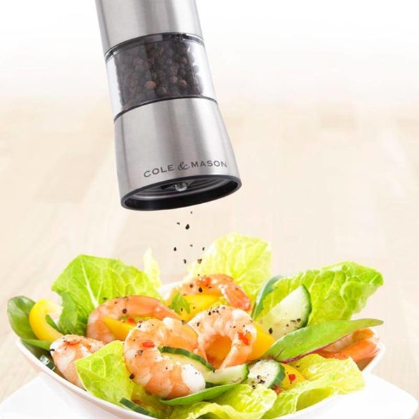 "Cole & Mason ""Hampstead"" Electronic Pepper Mill"