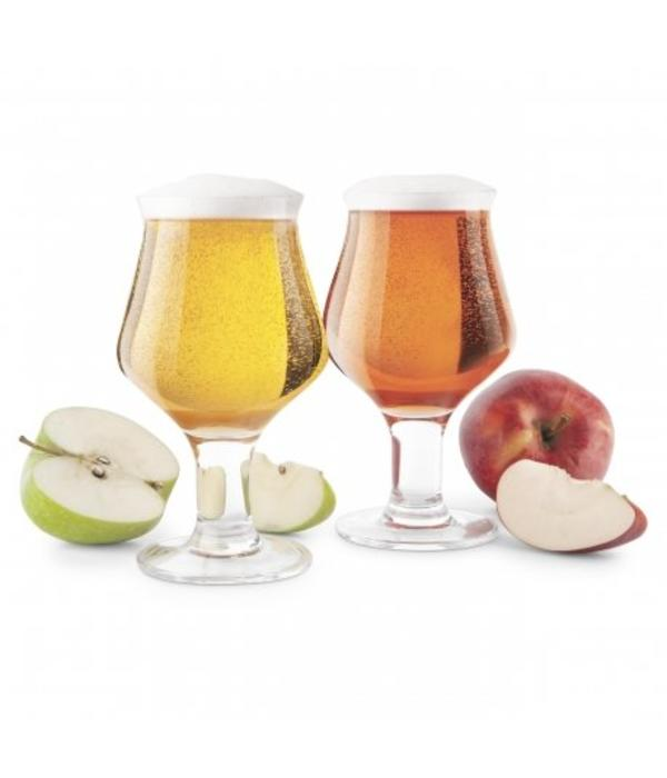 Final Touch Final Touch Hard Cider Glasses