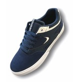 DC Shoes DC Kalis Vulc Navy/White Shoe