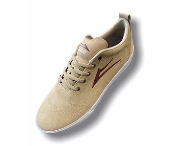 Lakai Bristol Tan Suede Shoes