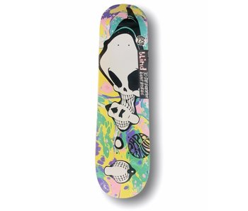 Blind Psychedelic Reaper Micky Papa Deck 7.75