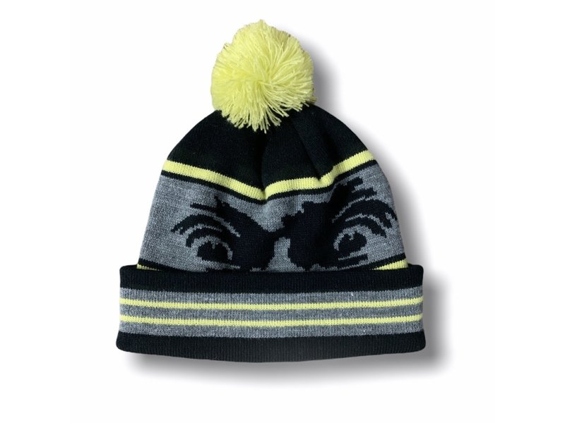 Madness Madness Mad Eyes Ball Beanie