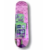 Rhythm Skateshop Rhythm Robot Pink Deck