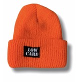Lowcard Lowcard Mag Beanie Orange