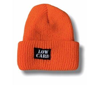 Lowcard Mag Beanie Orange