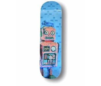 Rhythm Robot Blue Deck
