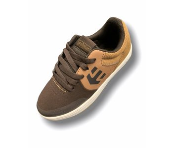 Kids Etnies Marana Tan/Brown Shoes