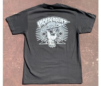 Independent Shredded S/S Tee