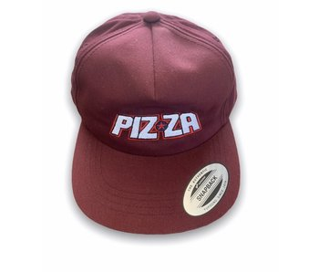 Pizza Skateboards Yum 41 Burgundy Hat