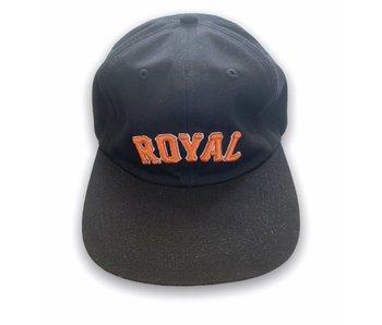 Royal Truck Co. Giants Black/Orange Strapback Hat