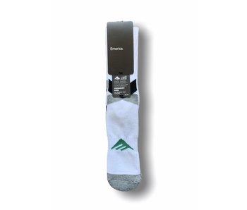 Emerica ASI Tech White Socks