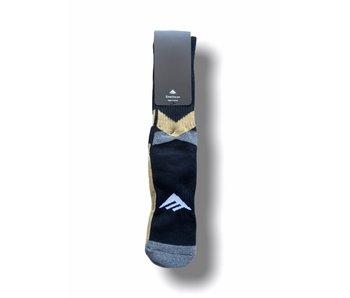Emerica ASI Tech Black Socks