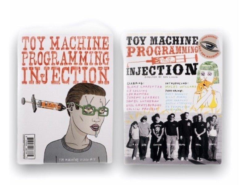 Toy Machine Toy Machine Programming Injection DVD