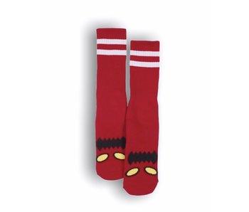 Toy Machine Monster Red Socks