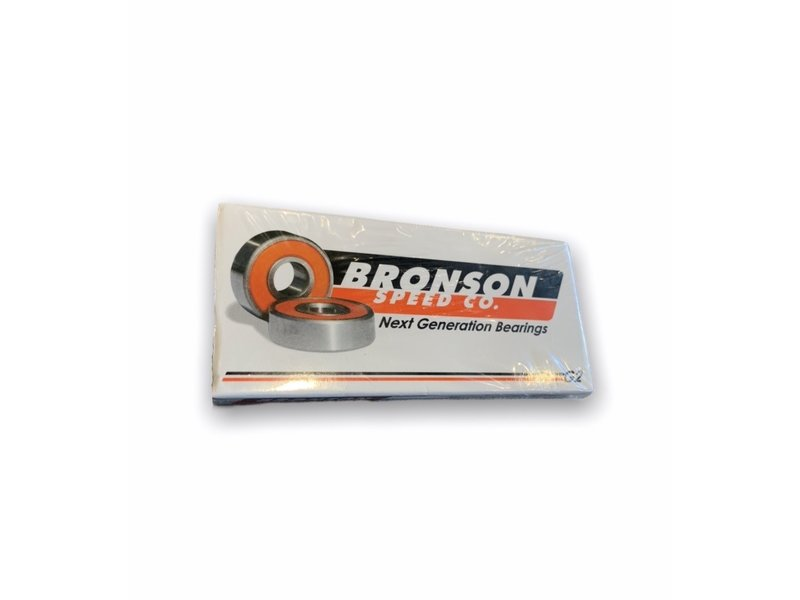 Bronson Speed Co. Bronson G2 Bearings